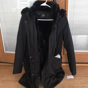 NWT Andrew Marc winter coat